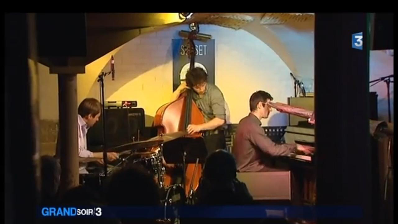POHER Trio Sunset 18 avril 2013